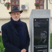 Avinoam Bezalel Safran, professeur à la Faculté de Médecine de Genève en 2007