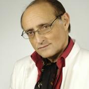 L'acteur et metteur en scène Daniel Mesguich en 2000, 2001, 2003, 2007, 2010, 2012 et 2014