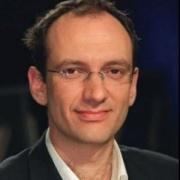 L'universitaire Frédéric Encel en 2002, 2006, 2012 et 2014