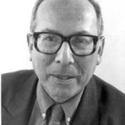 Israel Adler, professeur à l'Université hébraïque de Jérusalem (Israël) en 2003