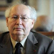 L'avocat Serge Klarsfeld en 2000