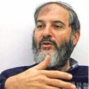 Le philosophe et écrivain Marc-Alain Ouaknin en 2000