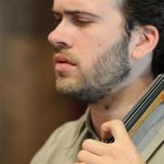 Nicolas Saint-Yves, violoncelliste à l'Orchestre Philharmonique de Radio France en 2016