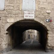 Le Quartier juif médiéval de Pézenas