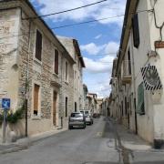 Rue des Juifs à Vauvert (Posquières médiévale)