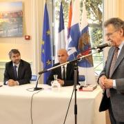 Max Levita, premier adjoint au Maire de la Ville de Montpellier Philippe Saurel