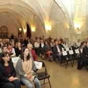 Assistance de la Conférence inaugurale de la saison 2016-17, salle Pétrarque, octobre 2016