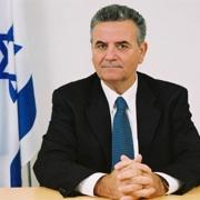 L'Ambassadeur d'Israël en France Nissim Zvili en 2005